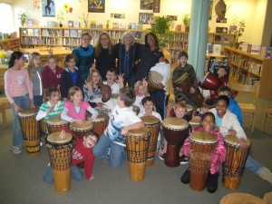 School programs with DrumRise