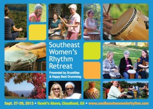 Southeast Women's Rhythm Retreat
