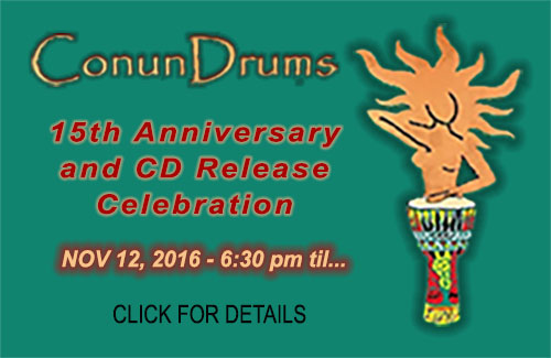 Conundrums 15th Anniversary